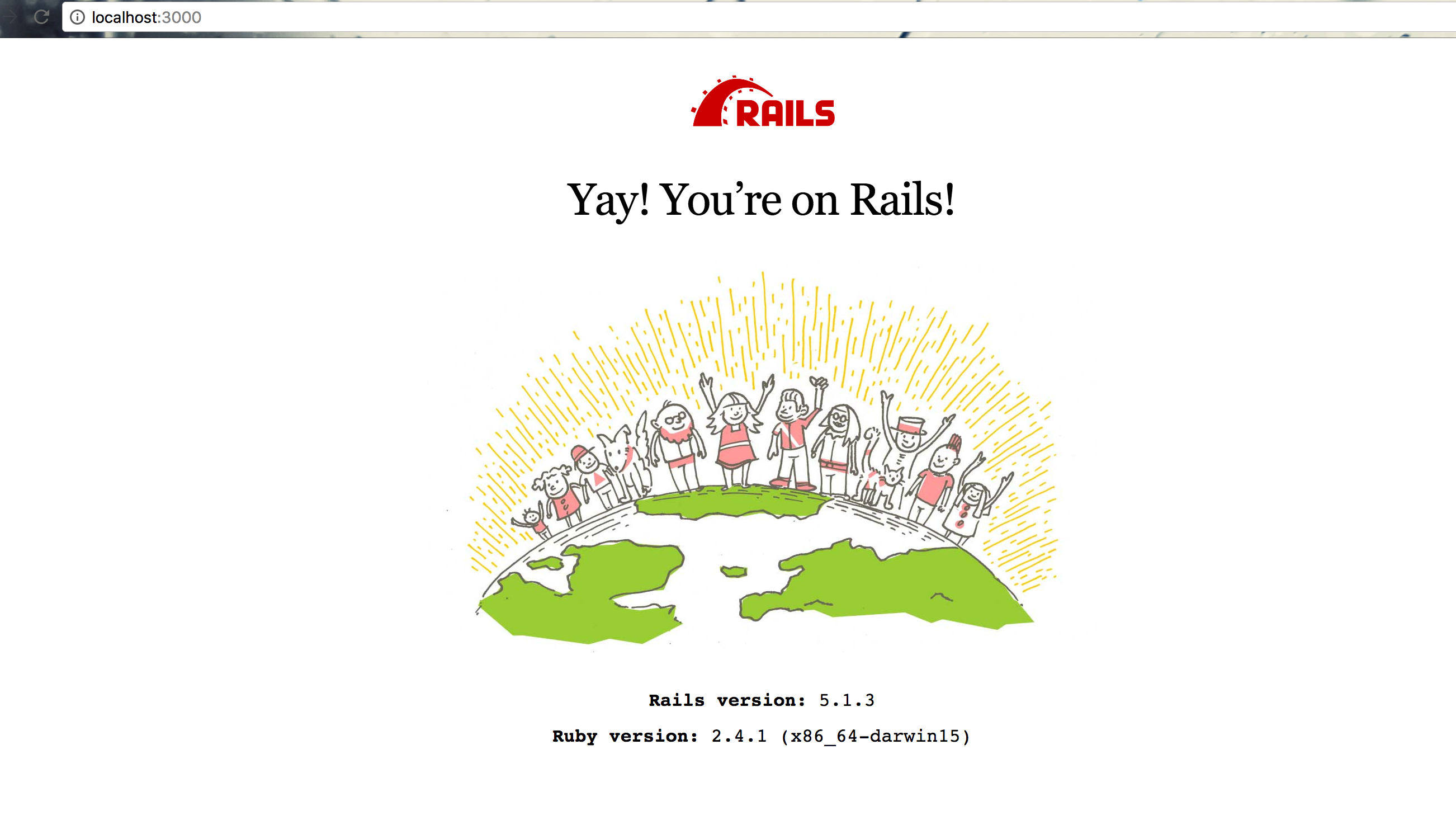 Rbenv Start With New Ruby And Rails Versions The Rails Drop